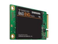 Ổ Cứng SSD Samsung 860 EVO 1TB mSATA MZ-M6E1T0BW