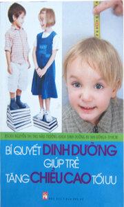 Bí quyết dinh dưỡng giúp trẻ tăng chiều cao tối ưu - BS.Nguyễn Thị Thu Hậu