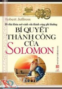 Bí quyết thành công của Solomon