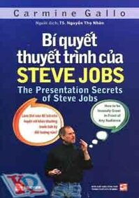 Bí Quyết Thuyết Trình Của Steve Jobs