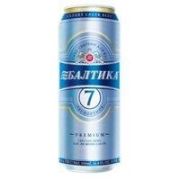 Bia Baltika 7 - 500ml
