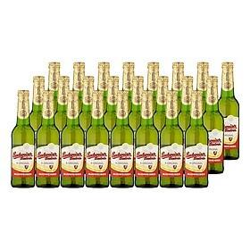 Bia Budweiser Budvar vàng thùng 24 lon x 330ml