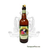 Bia chai St. Sebastiaan Grand Cru 750ml (7.6%)