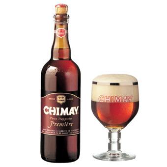 Bia Chimay đỏ 7% Premiere 750ml
