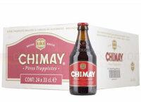 Bia Chimay Đỏ 7% – thùng 24 chai 33cl