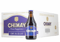 Bia Chimay xanh 9% – thùng 24 chai 33cl