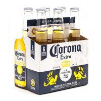 Bia Corona Extra lốc 6 chai x 355ml