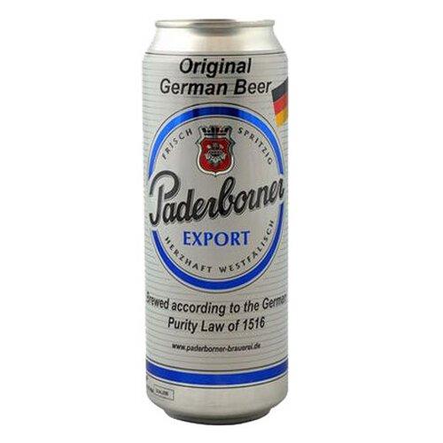 Bia Đức Paderborner - lon cao 500ml