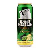 Bia Gấu Sáng lon 500ml