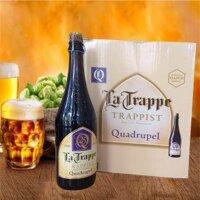 Bia La Trappe Quadrupel 750ml ( 10%)