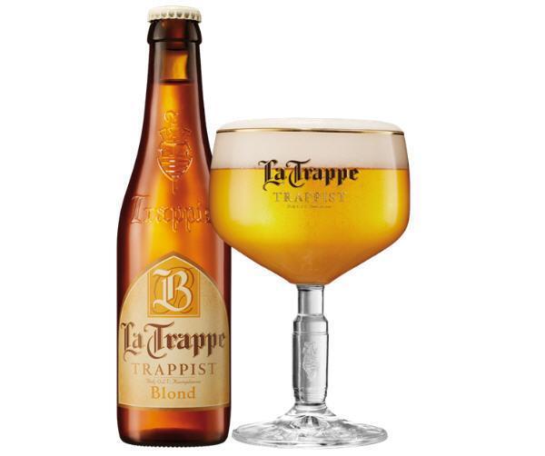 Bia La Trappe Trappist Blond – Thùng 24 chai 330ml