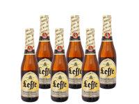 Bia Leffe Blonde - 330ml, 6 chai
