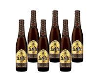 Bia Leffe Brune - 330ml, 6 chai