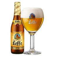 Bia Leffe vàng 6.6% - chai 330ml