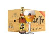 Bia Leffe vàng 6.6% - thùng 24 chai
