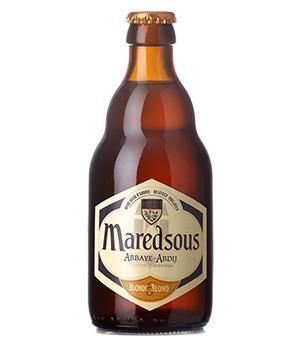 Bia Maredsous vàng 6% 330ml