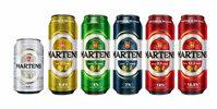 Bia Martens Gold 4,6% - lon 500ml, thùng 24 lon