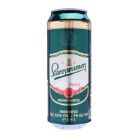 Bia Staropramen Premium lon 500ml