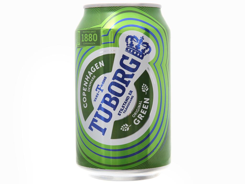 Bia Tuborg 330ml