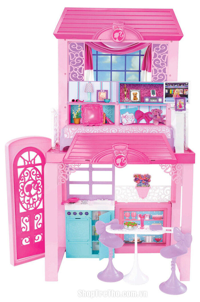 Biệt thự Barbie X7945