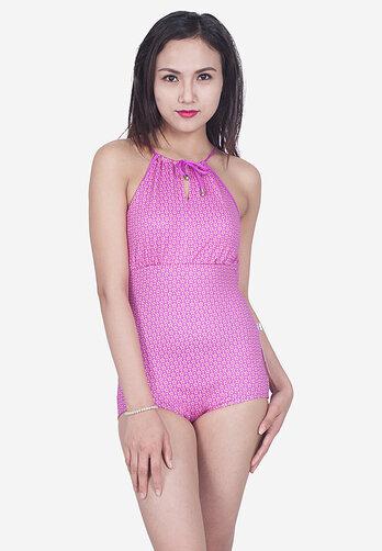 Bikini một mảnh Narsis A6002
