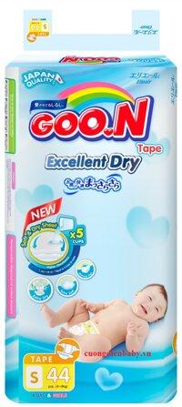 Bỉm Goon Slim dán S44