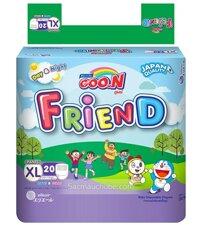 Bỉm quần Goo.n Friend XL20