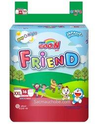Bỉm quần Goo.n Friend XXL16