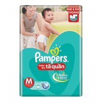 Bỉm quần Pampers M60