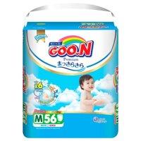 Bỉm - Tã quần Goon Premium size M - 56 miếng (Cho bé 7 - 12kg)