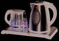 Bình - Ấm đun nước siêu tốc, bộ pha trà Makxim MK-TS02 (MK-TS-02)