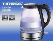 Bình - Ấm đun nước siêu tốc Tiross TS497 (TS-497) - 1.7 lít, 2200W