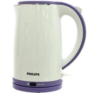 Bình - Ấm đun nước siêu tốc Philips HD9312 (HD-9312) - 1.7 lít, 1800W