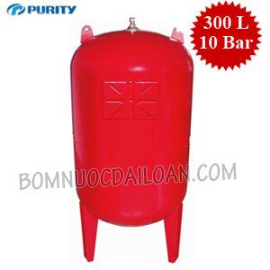 Bình áp lực Purity YG1.0M300BECSCS, 300 lít