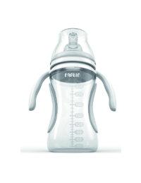 Bình bóp sữa silicone Farlin NF-901.1 - 240ml