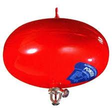 Bình chữa cháy cầu tự động Bột BC MFZ8 - 8 kg