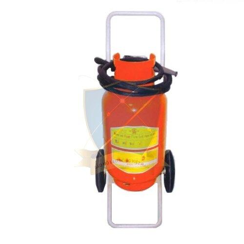 Bình chữa cháy dạng xe đẩy MFZ35 BC 35kg
