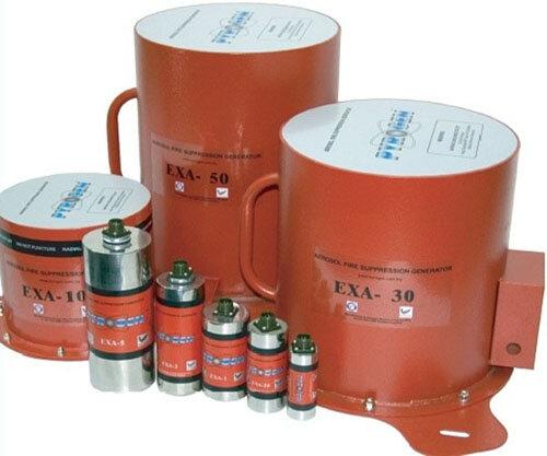 Bình chữa cháy Pvrogen XA1