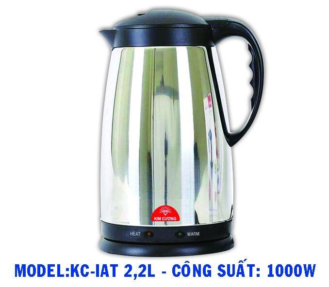 Bình đun siêu tốc Kim Cương KC-IAT 2.0L