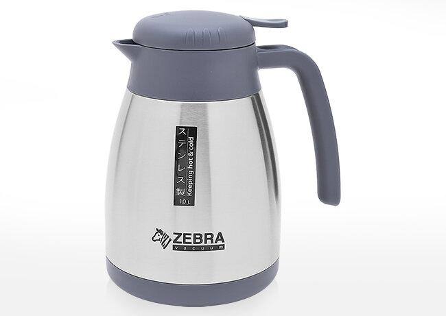 Bình giữ nhiệt inox 304 Zebra 112964 Smart II - 1L