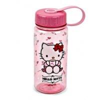 Bình nước bằng nhựa Hello Kitty Lock&Lock LKT612P 400ml