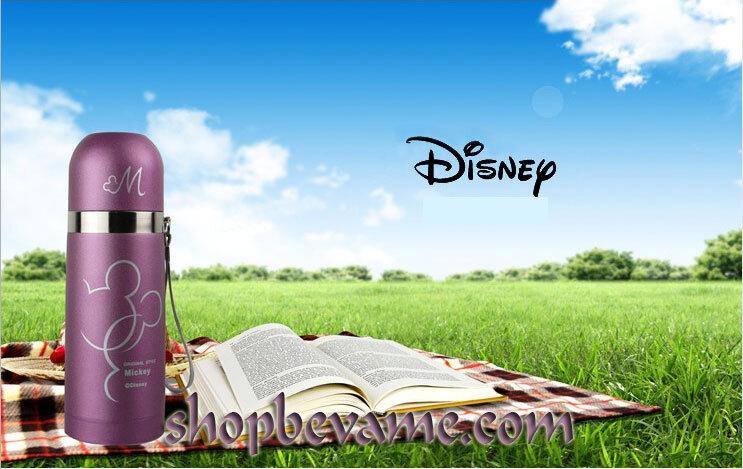 Bình nước giữ nhiệt Disney 500ml