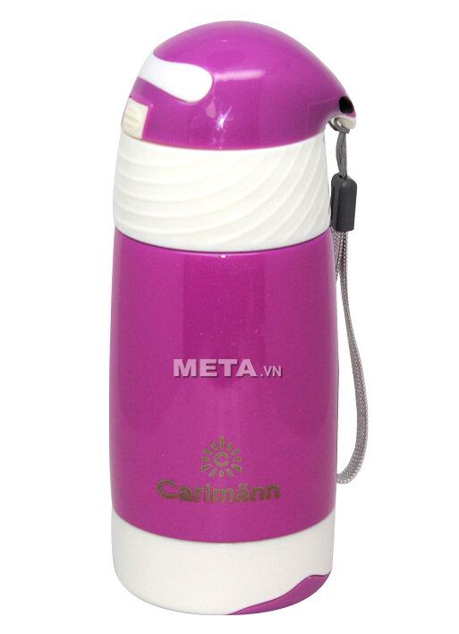 Bình nước giữ nhiệt em bé Carlmann BES-X3 - 300ml