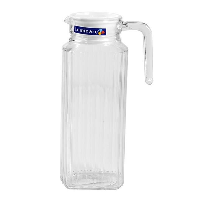 Bình nước Luminarc Quadro 53808 - 1.3 lít