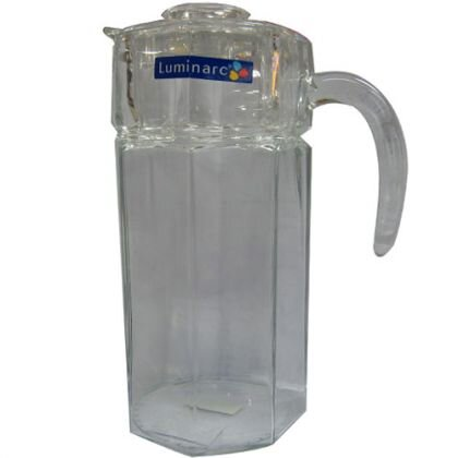 Bình Nước Thủy Tinh Luminarc Octime – 1.6 Lít