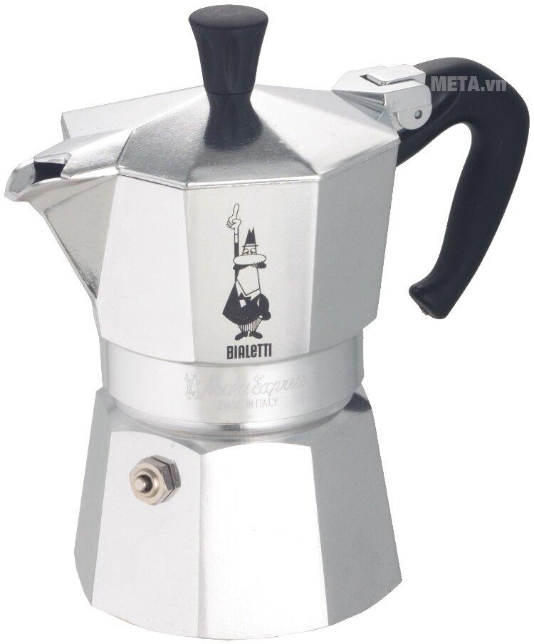 Bình pha cà phê Bialetti - Moka 3 cup 990001162