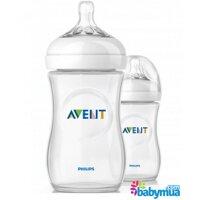 Bình sữa Avent PP mô phỏng tự nhiên 260ml- SCF69327
