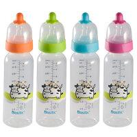 Bình sữa chống sặc nhựa PES Basilic 240ml S