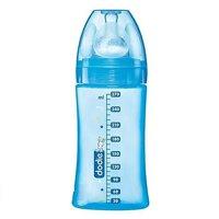 Bình sữa cổ rộng Dodie Sensation 270ml