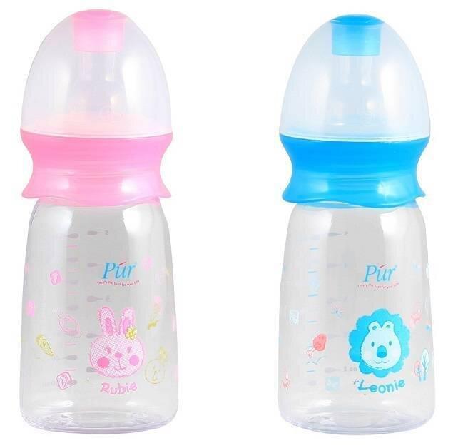 Bình sữa cổ thường Classy Pur PUR1101 - 140ml